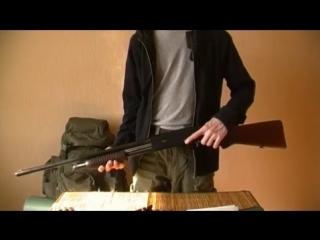Помповое ружье ИЖ-81 ➳ Привет из лихих 90-х