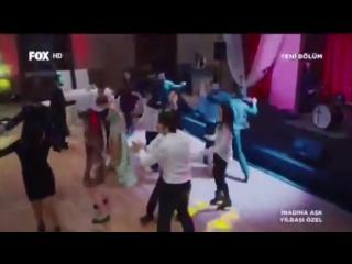Дефне танцует Колбасты😍😂