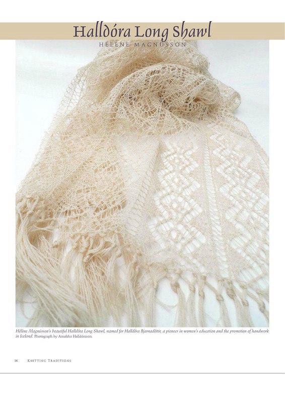 三款针织围巾披肩 - maomao - 我随心动