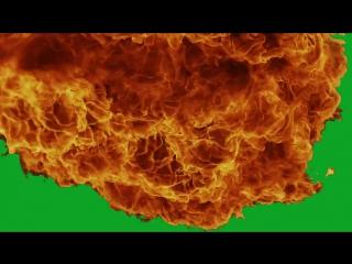 Fireball At Cam Green Screen Chrome Key Adobe After Effects Green Screen Chroma