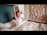 Йога в постели - Утренний комплекс Заряд энергии - Йога для начинающих (1)