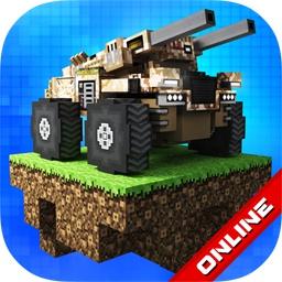 скачать игру Blocky Cars - фото 3