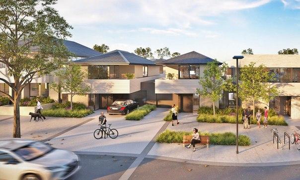 Концепция энергоэффективного города «Tesla Town»