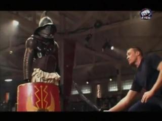 ДФ. Непобедимый воин. Апач против Гладиатора (1 сезон 1 серия)