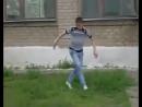 Прыжок со школы, драм, поворино, СОШ№3, drum, aram, dnb, step (Remastered)