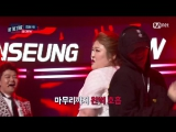 SHOW 10.08.2016 Mnet Hit The Stage, Ep.3 - HyunSeung, Whos His Partner for Trouble Maker