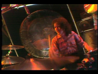 Thin Lizzy - Sha La La '8 (Drum Solo - Brian Downey 'Live at Rainbow Theatre '78)