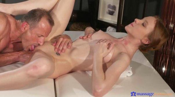 MassageRooms – Redly – Sensual Teen Orgasm