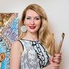 Елена Карлова - художница.