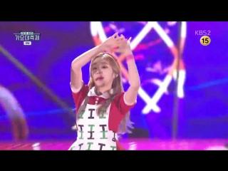151230 Red Velvet - Dumb Dumb @ KBS Gayo Daechukje