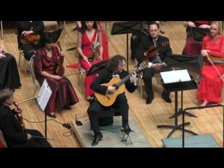 Франциско Таррега - Арабское Каприччио (Серенада). Солист - Дмитрий Илларионов, гитара