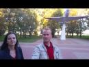 Белгородская прогулка. Памятник воинам Курской битвы