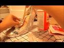 Sapato de papel(Tecnica papietagem) Porta-anel shoes ring holder display