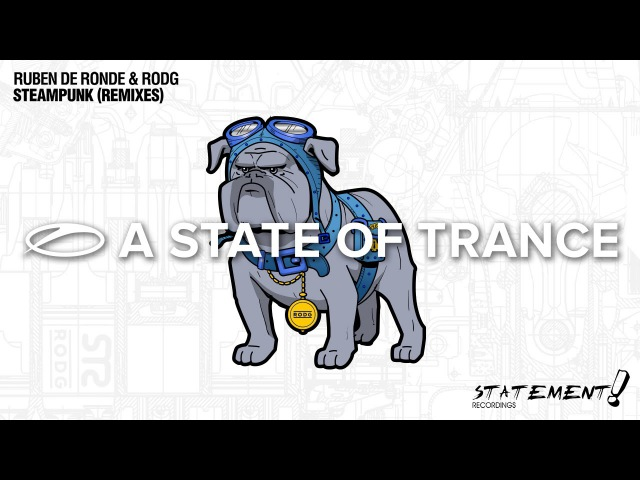 Ruben de Ronde Rodg - Steampunk (Josh Bailey Extended Remix)