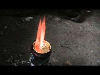 как сделать водород из крота и фольги
