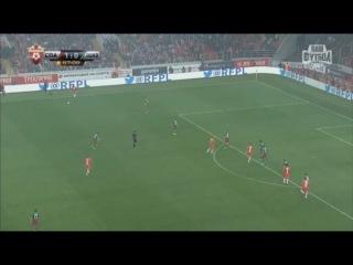 Спартак Москва - Локомотив Москва 1-0 (11 сентября 2016 г, Чемпионат России)