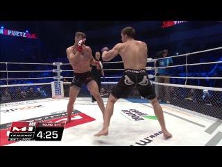 Виктор Немков vs. Штефан Пютц 2 - лучшие моменты боя