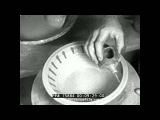 1930s GERMAN FILM MAKING POTTERY & CLAY TABLEWARE  STONEWARE  75884