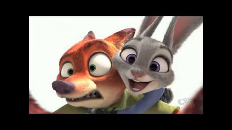 Зверополис: селфи Ника и Джуди