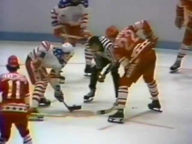 9 сентября 1976 года, кубок Канады, матч СССР - США (5:0).