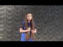 Виолетта Мигулина, 15 лет, Broken Wov, конкурс Вершина Успеха, Ростов-на-Дону. Гран-при