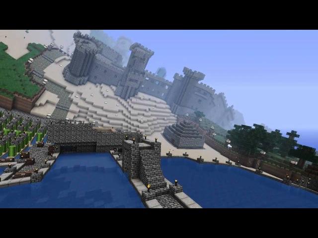 Minecraft Acid trip shader mod