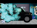 Car Wash and Spa Part 2 | Car Wash games for Kids | Video for Children