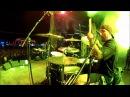 BIOHAZARD DFL Drumcam teaser Danny Schuler Hegyalja Festival Hungary july 20th 2012