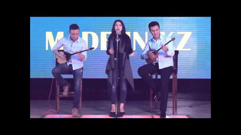 Eagles - Hotel California (dombyra cover by Made in KZ)