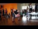 Bachata Lovers Festival 2013 Gabryel Begona - Bachata tricks dips acrobatics