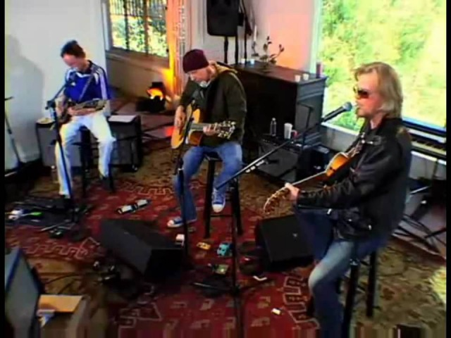 Roadhouse Blues - Daryl Hall with Robby Krieger Ray Manzarek of The Doors