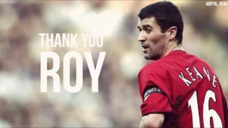 Roy Keane - My Tribute by @aditya_reds