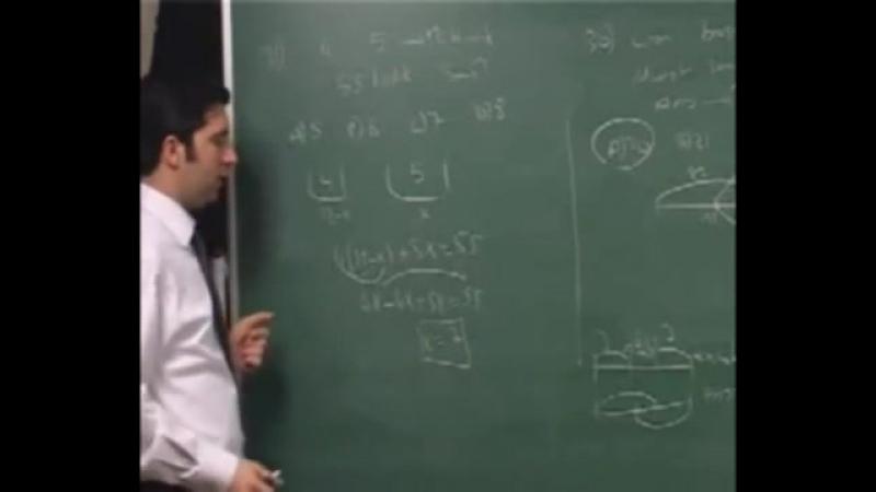 Matematik - 27. Denklem Kurma - 3