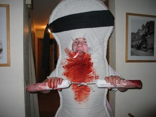 фото использованные женские прокладки