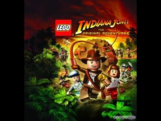 Прохождение: Lego Индиана Джонс.Часть 1