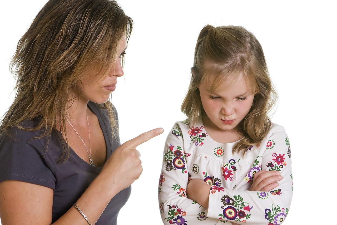 набор правил воспитания детей