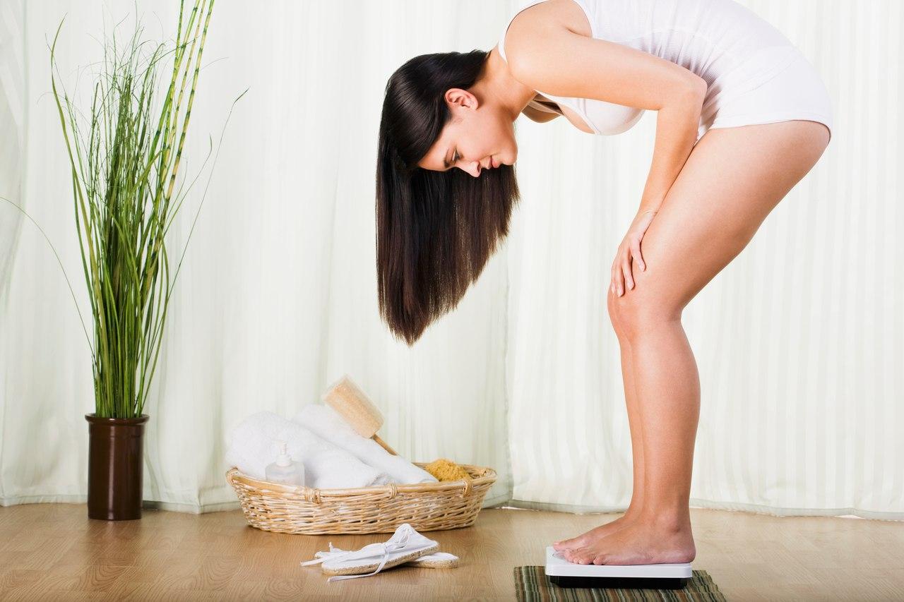 вес женщины после 40 лет