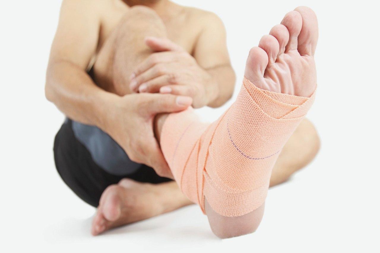 симптомы сломанной лодыжки