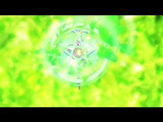 Cure Magical Attack - Linkle Peridot 720p