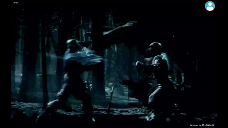Mortal kombat x Скорпион Vs Саб-Зиро