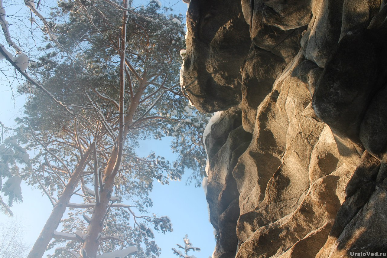 Кедровые скалы