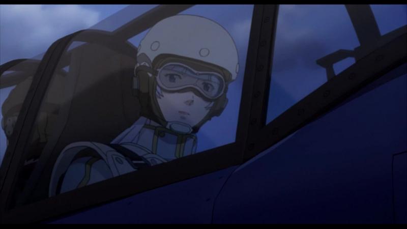 Принцесса и пилот (To aru hikuushi e no tsuioku, 2011)