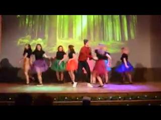 Анатомия танца под песню  Егор Крид Самая Самая
