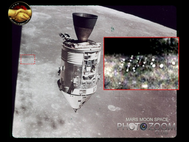 Secret Lunar Base Revealed by NASA Civilian Astronaut Consultant Pilot from Apollo's Moon Program