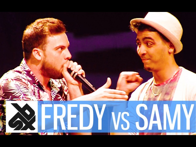 [ FREDYBEATS ] vs [ SAMYTRY ] [ ShootoutBattle ] [ Wabbpost ] 2016 | Quarter Final