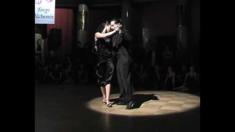 Prague Tango Alchemie 2010 Cristian Duarte Lilach Mor