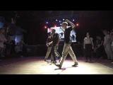 APACHE CREW  ILL LEGAL DANCE