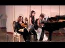 Tatiana Nenasheva (domra), Larisa Koksharova (fortepiano) Concert Music in the world sounds domra