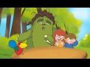 Cuentos en inglés para niños con Greenman and The Magic Forest Nivel Starter, U5 – Where's my bird