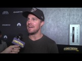 Stephen Amell Casey Jones Solo Movie, Kevin Smith Writing Arrow &amp More!